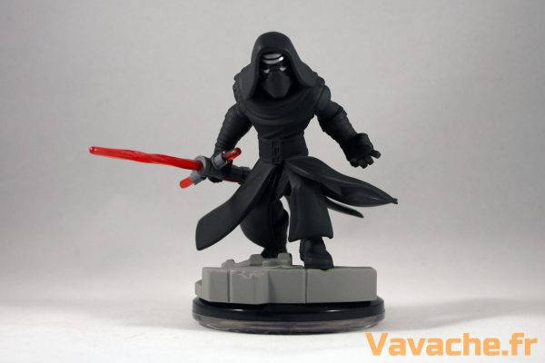 Disney Infinity Star Wars Kylo Ren Light FX