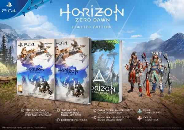 Horizon Zero Down Limitée