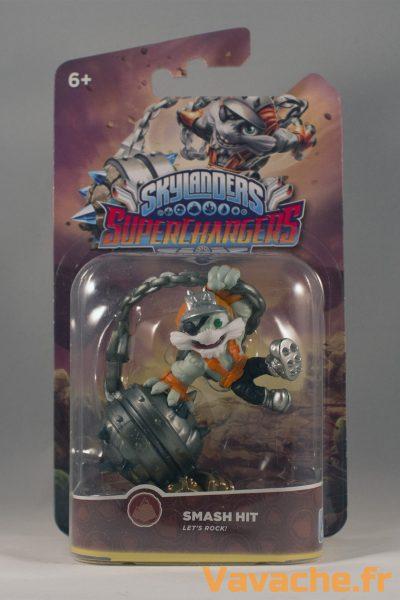 Skylanders SuperChargers Smash Hit