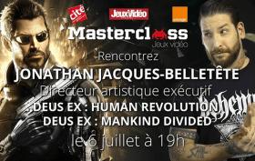 Master Class jonathan Jacques-Belletête