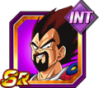 Dokkan Battle SR INT King Vegeta