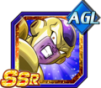 Dokkan Battle SSR AGI Golden Freezer