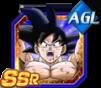 Dokkan Battle SSR AGI Son Goku genkidama