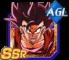 Dokkan Battle SSR AGI Son Goku Kaioken