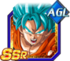 Dokkan Battle SSR AGI Son Goku ssgss