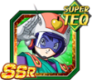 Dokkan Battle SSR TEQ Great Siyanman 2