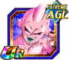 Dokkan Battle UR AGI Kid Buu dokkan