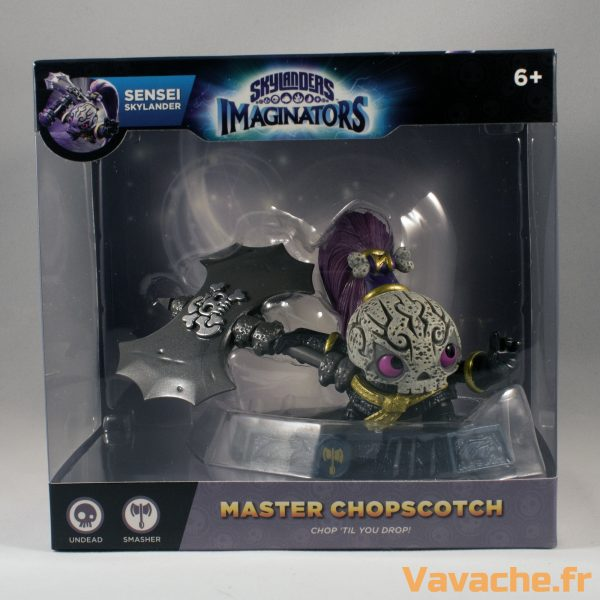 Skylanders Imaginators Chopscotch