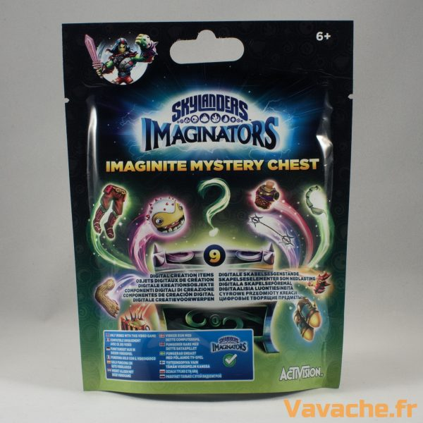 Skylanders Imaginators Coffre Imaginite