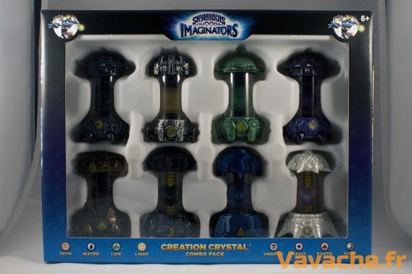 Skylanders Imaginators Cristal de création Pack