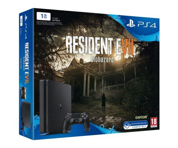 Bundle PS4 Resident Evil 7