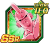 Dokkan Battle SSR Buu Super TEC