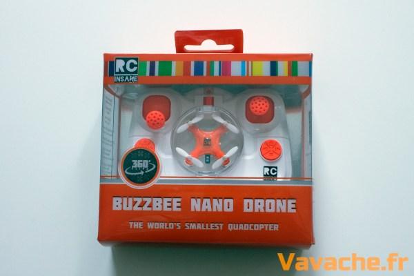 BuzzBee Nano Drone