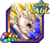 Dokkan Battle UR Super Vegetto INT