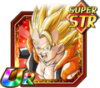 Dokkan Battle UR Super Gogeta PUI