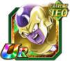 Dokkan Battle UR Golden Freezer TEC