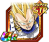 Dokkan Battle UR Vegeta SSJ2 PUI