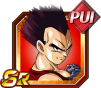 Dokkan Battle SR Vegeta GT PUI
