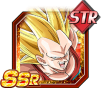 Dokkan Battle SSR Vegeta SSJ3 GT PUI