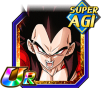 Dokkan Battle UR Vegeta SSJ4 AGI
