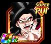 Dokkan Battle UR Goku SSJ4 PUI