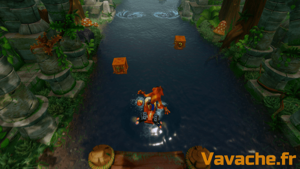 Crash Bandicoot n'Sane Trilogy