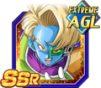 Dokkan Battle SSR Sauzer AGI