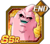 Dokkan Battle SSR Buu Super END