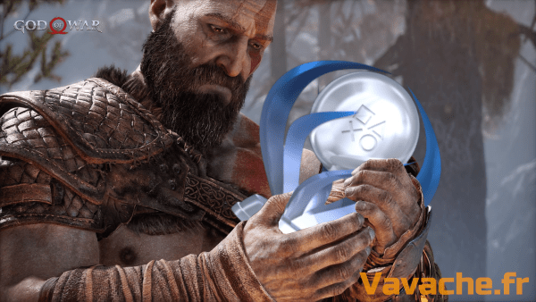 Platine God Of War