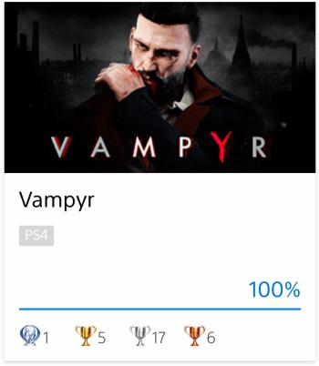Platine Vampyr