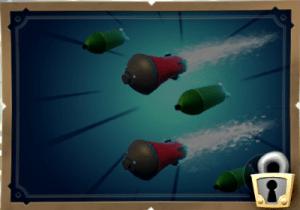 Skylanders Dive-Clops Super Torpille