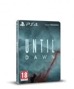 Until Dawn Steelbook Edition PlayStation 4