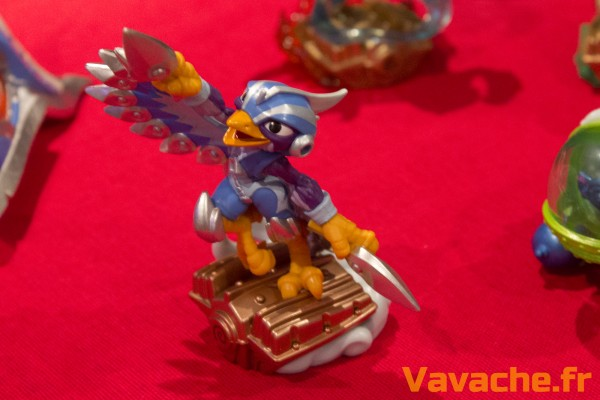 Evènement Preview Skylanders Superchargers au Paris Automobile Classic Club