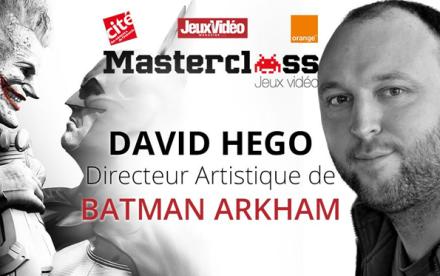 Master Class David Hego