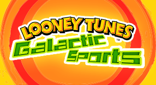 Looney Tunes Galactic Sports