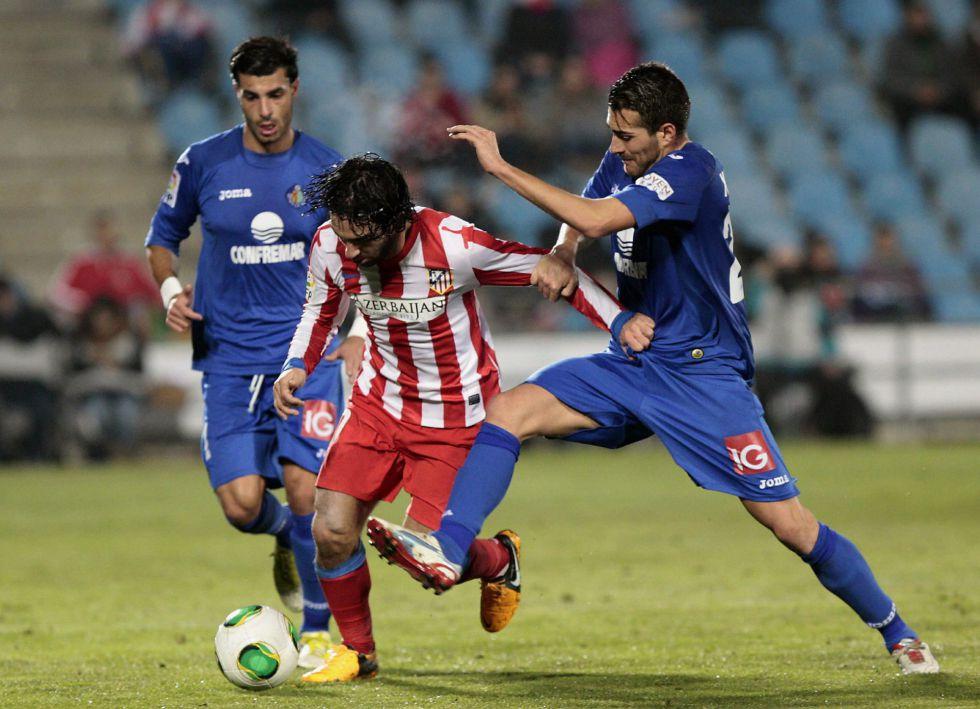 Dos grandes temporadas madrileñas. Apuesta: Getafe CF vs Atlético de Madrid