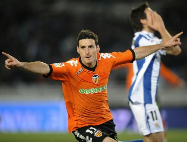 Valencia-Real Sociedad, Aduriz se quiere aprovechar de la situación donostiarra