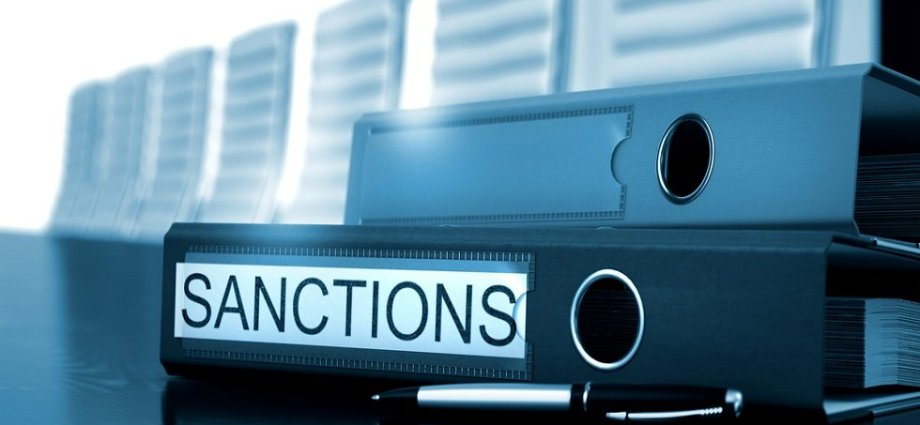 International economic sanctions: theory and practice of their application