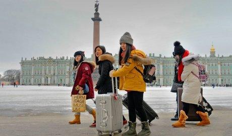 Россия на международном рынке туристических услуг