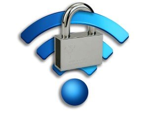 Some software can monitor internet activity using Wi-fi data