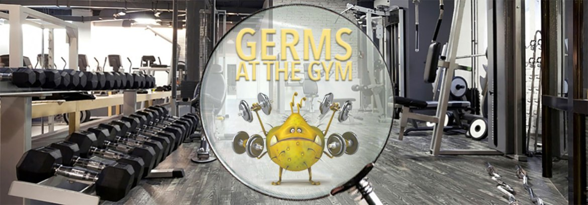 germs at the gym