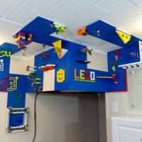 Arredare casa con le Lego
