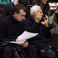 Basket: Proli, l'Olimpia e la pazienza