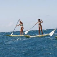 Stand Up Paddle: il surf a remi