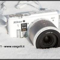 Nikon 1 AW1: la mirrorless waterproof a prova di urto