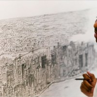 Il talento di Stephen Wiltshire – New York a mano libera