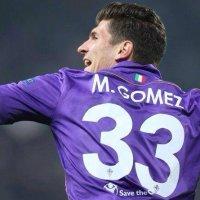 E' finita l'avventura di Mario Gomez alla Fiorentina.....