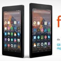 #Amazon: offerte speciali sui tablet Fire per i clienti Prime