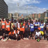Tam Tam Basketball: il progetto di Massimo Antonelli per il basket a Castel Volturno