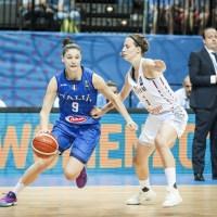 La nuova stella del basket italiano? Cecilia Zandalasini......